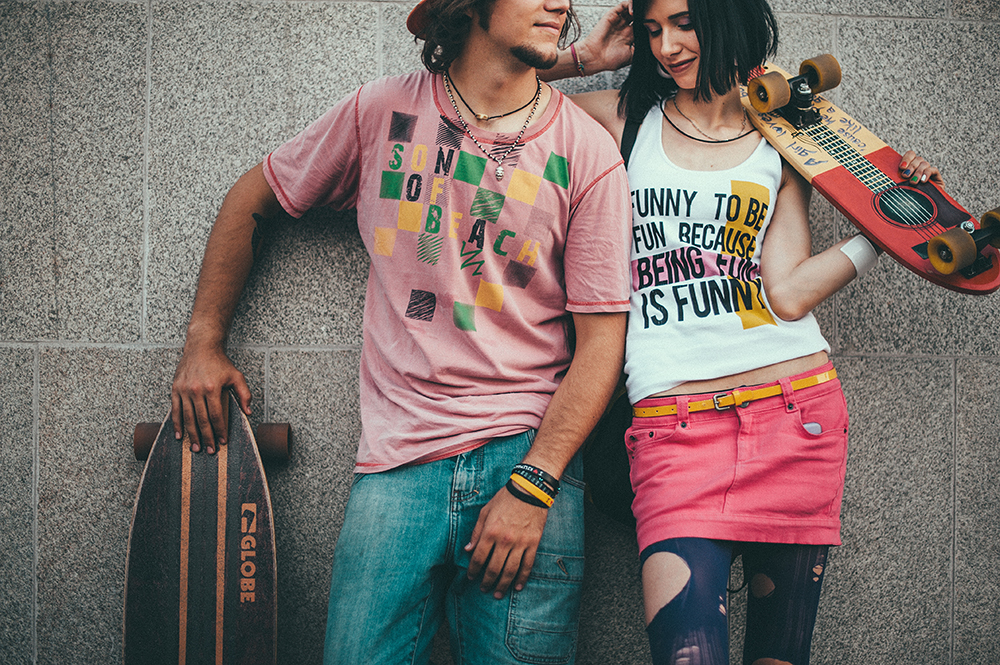 Скейтерская Одежда